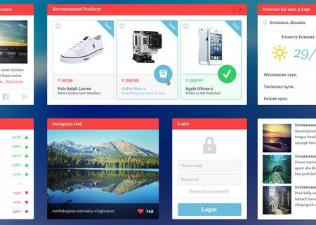 GUI to download by Michal Vasko