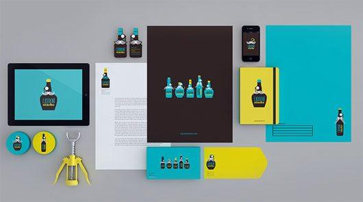 LiquorStache by  Isabela Rodrigues