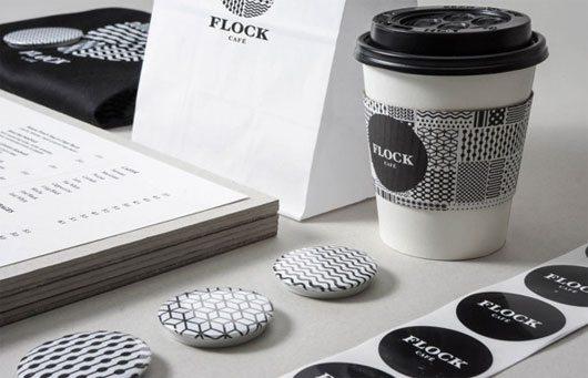 Flock Café by Kilo Studio