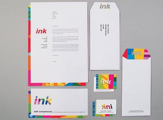 Ink by Naomi Farrar