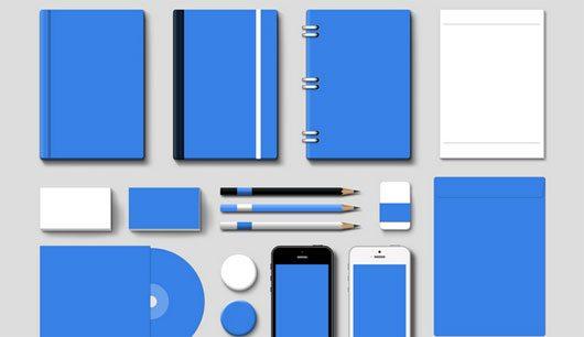 Corporate Branding Mockup Vol.1