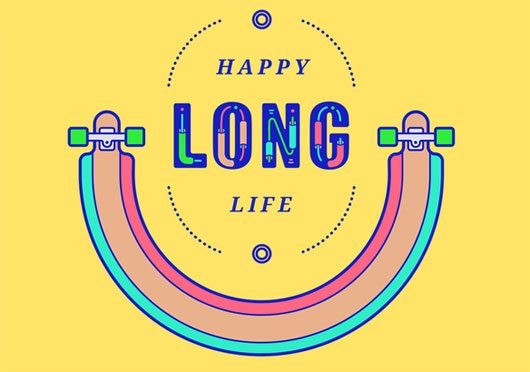 Happy Long Life by Diego Morales