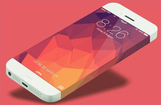 iPhone 6 Infinity by Fabio Basile