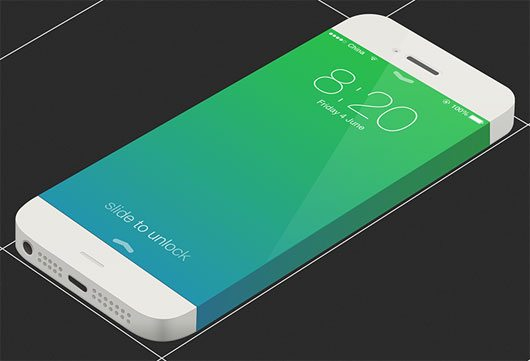 iPhone by Zidan
