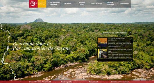 Parc Amazonien Guyane