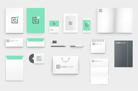 Cubic Health Stationary by Sabri Suby