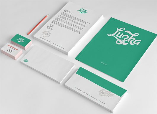 luzka stationary by Jose Solano