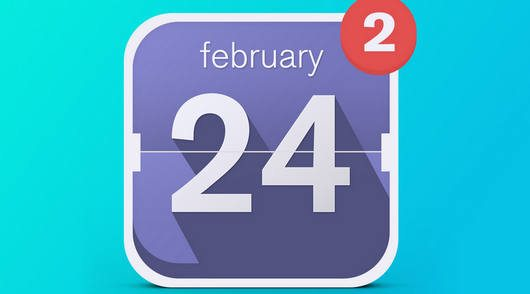 Date App Icon by Al Power