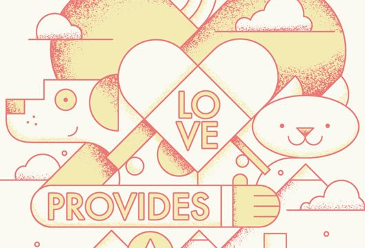 Love Provides A Home - changeclothing by Jason Yang