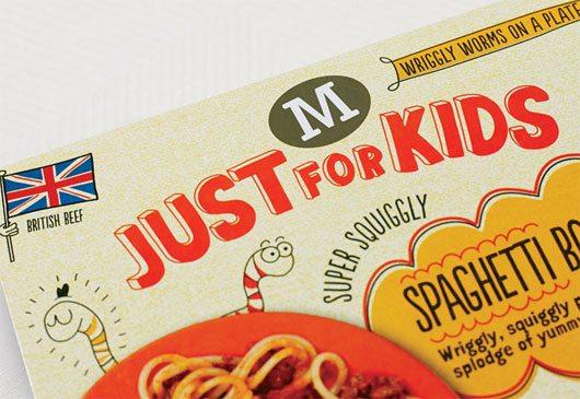 Morrisons Just For Kids