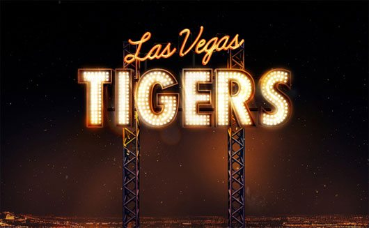 Las Vegas Tigers by Henrique Santiago