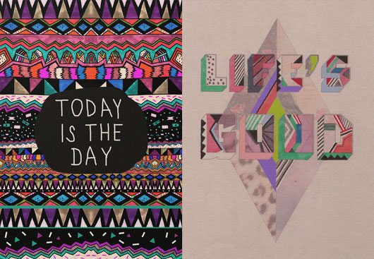 Pattern & Type by Vasare Nar