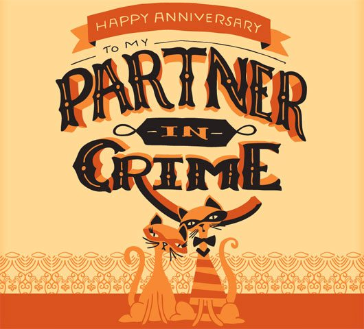 Partner In Crime by Courtney Blair