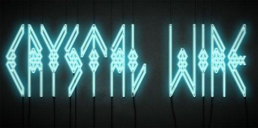 Crystal Wire by Volkan Cenberoglu