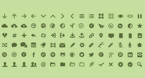 Icons by MFG Labs