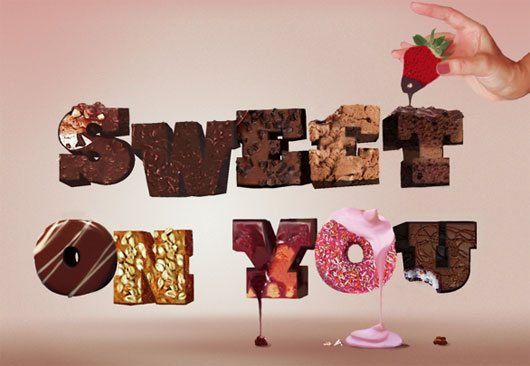 Sweet 3D by Cristina Bordoni