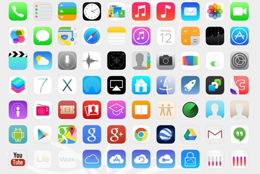 ios 7 icons by enrique alonso ramirez tejeda Nayarit
