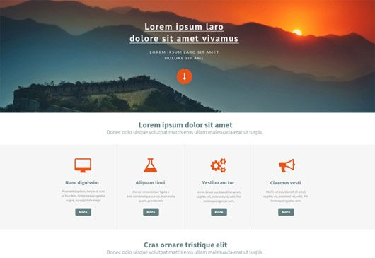 Free PSD Template TMPS000129 by Shaik Mohammad Rafi