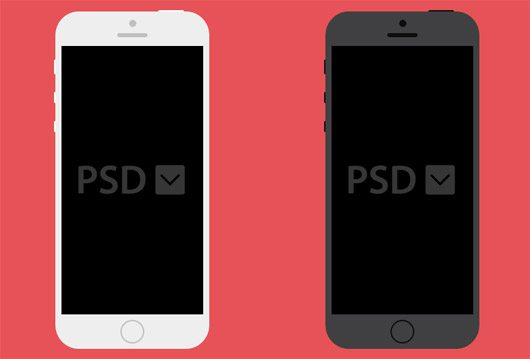 iPhone PSD Download by Graph Concepts