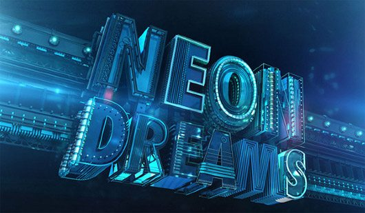Neon Dreams by Christopher Haines