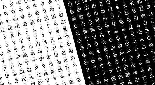Clear Icons