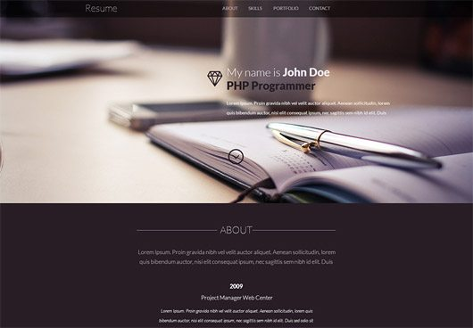 Resume PSD File