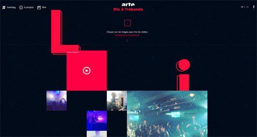 Arte Mix Live