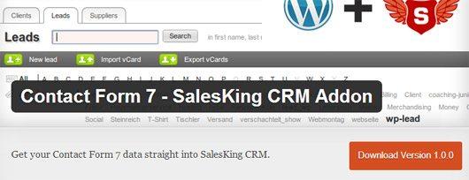 SalesKing CRM Addon