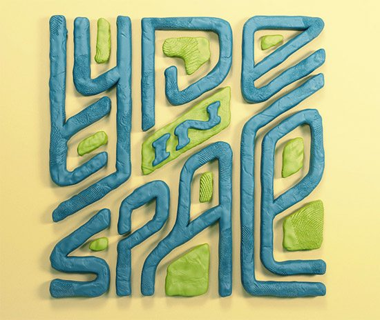 Type In Space Part 01 by Jacob Eisinger