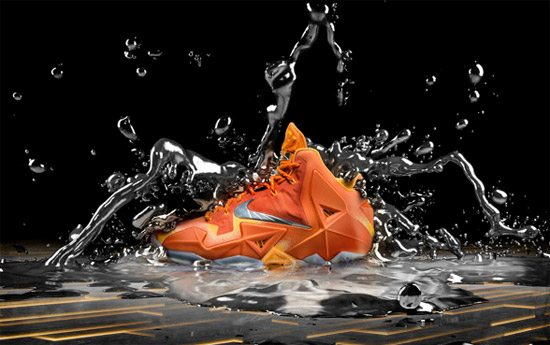 Lebron 11 Forging Iron: Heat Tested