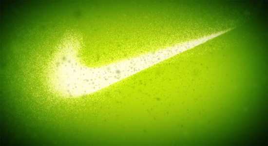 Green Nike by tottiyfiore TF
