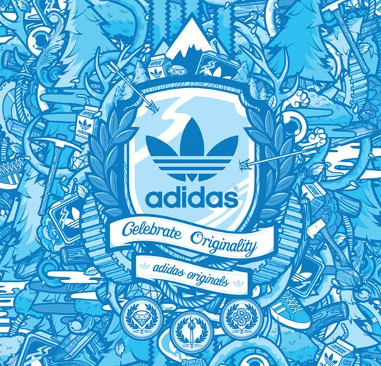 JthreeConcepts x Adidas Originals by Jared Nickerson