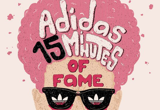15 Minutes of fame by Sebastián Arango