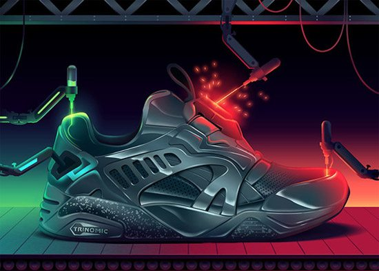 Soles of the week by Romain Trystram