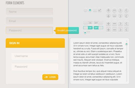 Mellow UI Kit by Tarah S