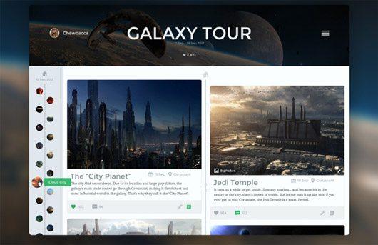 Trip Journal App by Adrián Somoza