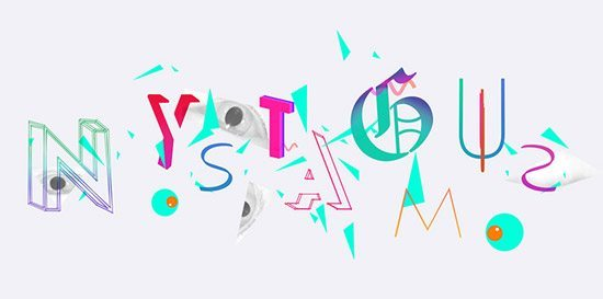 NYSTAGMUS by Guilherme Schneider
