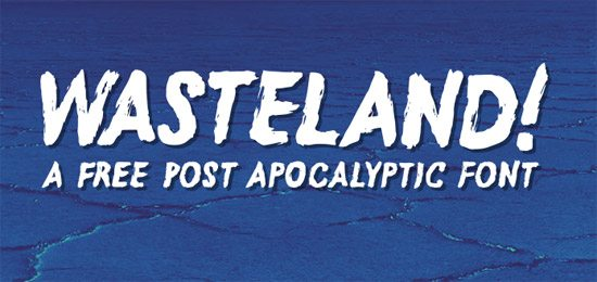 Wasteland by Anton Bohlin