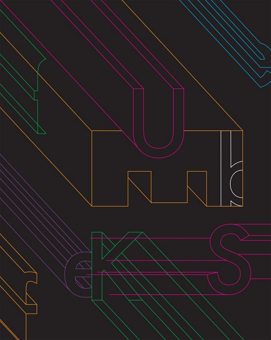 Typography And Architecture Study Set 3 by Shane Craig