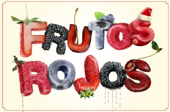 Red Fruits by Pedro Gomez Soler
