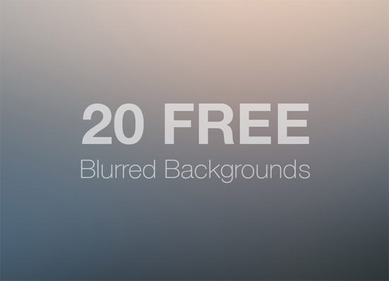 Blurred Backgrounds by Asif Aleem