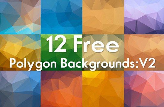 Polygon Backgrounds :V2