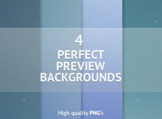 4 Preview Backgrounds for FREE by Steven R