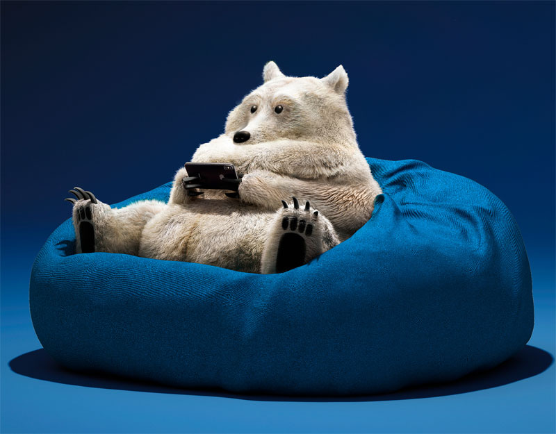 Are You As Lazy As Them? Hilarious Lazy Things by Guodong Zhao